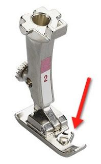Gertie's New Blog for Better Sewing: Your Sewing Machine's Overlock Stitch