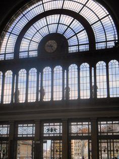 Kelati Train Station, Budapest