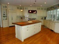 Cape Cod gourmet kitchen