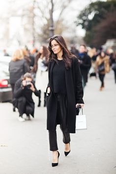 the all black