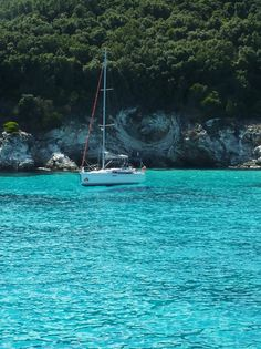 Conquest of Paradise: Antipaxos im Ionischen Meer #Korfu #Griechenland #Paxos