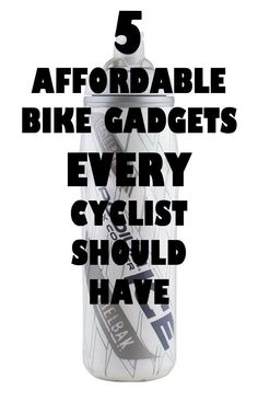 Cyclists are forever looking for tricks to make their next ride easier, and although some apps help you cycle at your best, its gadgets that will really take your ride up a notch!