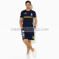 Cheap Ocean Challenge Suits AUS Tee and Short  Price: $74.12  http://www.cheappolostyle.com/mens-ocean-challenge-suits-ocean-challenge-suits-aus-tee-and-short-p-1143.html