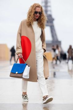 Street style from Paris haute couture spring 2015 gallery