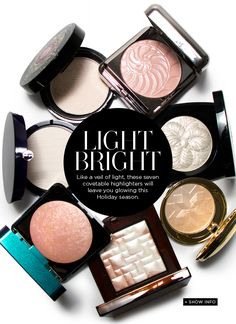 7 Covetable Holiday Highlighting Powders