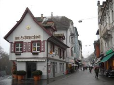 We ate here several times while living in der Schweiz.