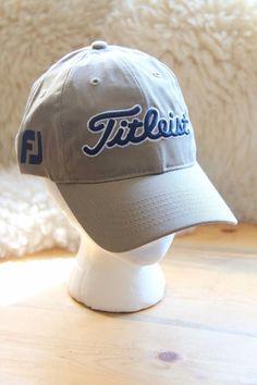 e8f4a2f988b Titleist Pro V1 Tan and Navy Adjustable Snapback Hat