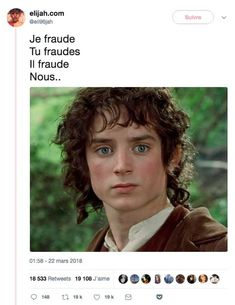 18 blagues beaucoup trop faciles qui vous feront rire bien malgré vous 18 jokes far too easy that will make you laugh well despite yourself Funny Adult Memes, Cute Memes, Funny Puns, Funny Quotes, Fun Funny, 9gag Funny, Funny Stuff, Funny French, Meme French