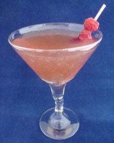 Pink Slip Lemonade Martini
