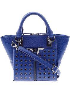 { Danielle Nicole Alexa Mini Crossbody - Cobalt blue }