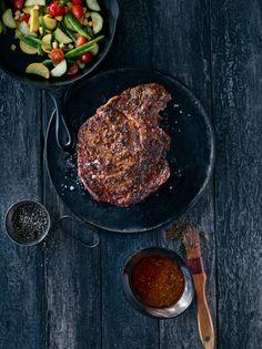 Steak and Vegetables   © Rob Fiocca - Fiocca Studio  www.fioccastudio.com