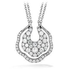 Lorelei Diamond Pave Necklace