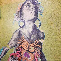 #urbanart #graffiti #streetart in #oaxaca #mexico it's almost #bansky! I #love it!! #art #artist #artsy #instaart #masterpiece #creative #photooftheday #instaartist #graphic #graphics #artoftheday