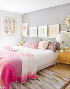 Perfect ComfyDwelling.com » Blog Archive » 55 Adorable Feminine Bedroom Decor Ideas