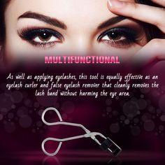 8D Quantum Magnetic Eyelash Partner Set – Hazel Trend Eyelash Curler, Eye Shape Makeup, Skin Makeup, Ursula Makeup, Long Lasting Curls, Eyelash Sets, Magnetic Eyelashes, Highlighter Makeup, Vestidos