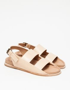 Main Sandal in Natural