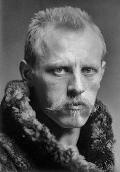 Fridtjof Nansen was a Norwegian explorer, scientist, diplomat, humanitarian, and Nobel Peace Prize laureate. In his youth he was a champion skier and ice Greenland Travel, Norway Travel, Greenland Food, Sweden Travel, Norway Places To Visit, North Pole Expedition, Arctic Explorers, Early Explorers, Nobel Peace Prize