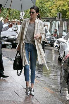 Best Dressed - Kendall Jenner - click through for the full list