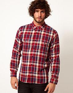 Dockers Shirt Check