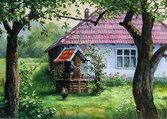 картины художника Игоря Ропяника – 07