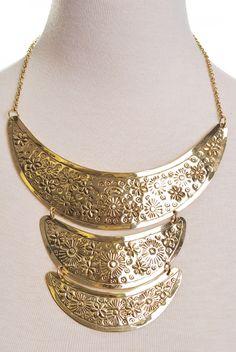 Hip Hip, Hooray! Necklace  I want!!