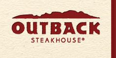 Outback Steakhouse will be eating dinner here in 14 days