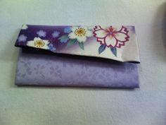 Fabric Wallet, Handmade, Hand Made, Handarbeit