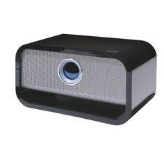 Leitz Complete Professioneller Bluetooth Stereo Lautsprecher Lauschen Sie dem kristallklaren Klang der kabellosen Bluetooth Lautsprecher, verwendbar für jedes Bluetooth-fähige Gerät.