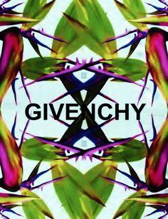 #Givenchy #print