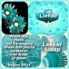 Psalm 91 11, Psalms, Good Night Blessings, Goeie Nag, Angel Prayers, Goeie More, Afrikaans, Messages, Quotes