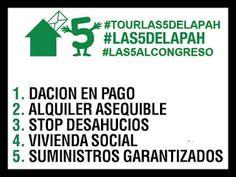 PAH Castellón: La PAH da el pistoletazo de salida a la campaña de...