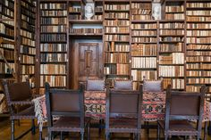 Plantin-Moretus Museum Library - Antwerp