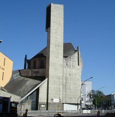Hermann Fehling, Daniel Gogel Kirche St. Norbert (Dominicusstraße, Berlin)