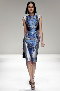 Bibhu Mohapatra Spring 2013 Ready-to-Wear Fashion Show