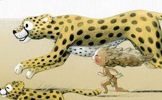 la fiancée au beurre salé: Wild#1 Amazing Weddings, Illustrations, Cute Illustration, Wedding Themes, Big Cats, Giraffe, Things To Come, Children, Painting