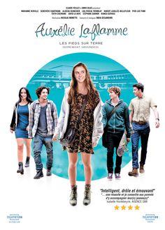 Aurélie Laflamme - Les pieds sur terre #Film #Livre #DVD #Movie