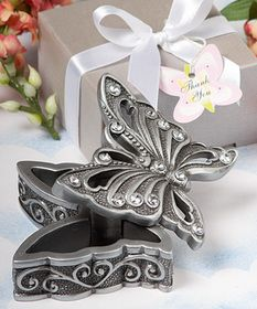 FashionCraft 8927 Butterfly Design Curio Box Favor   #Fashioncraft #wedding #favor