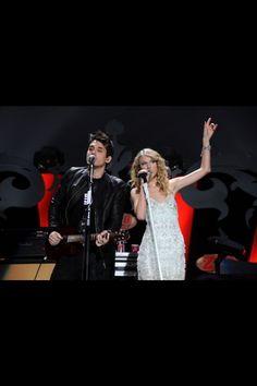 Taylor Swift & John Mayer