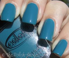 Color Club In The Teal OCRF Collection