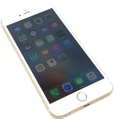 US Cellular Apple iPhone 6s Plus 16GB Gold Clean ESN A1634 Smartphone IOS #2562 #Apple #Smartphone