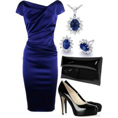 Perfect for the Sigmas' upcoming Blue Tie Affair event!