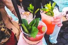 Cocktails with your best friends in Copenhagen, what's better than that!