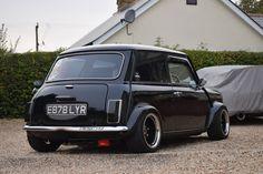 Mini Cooper Classic, Classic Mini, Classic Cars, Mini Coopers, Ducati Monster, Car Tuning, Small Cars, Modified Cars, Go Kart