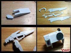 GUNDAM GUY: PG 1/60 Strike Gundam w/ Custom Weapon - Customized Build