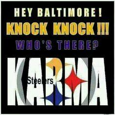 . Steelers Ravens, Steelers Football, Football Stuff, Pittsburgh Sports, Steeler Nation, Knock Knock, Fan, Nostalgia, Breathe