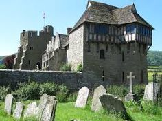 Visit Stokesay Castle, Shropshire, England.