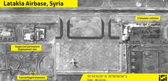 Syrian Civil War: Israeli spy satellite spots Russian nuclear-capable Iskander missiles in Syria