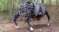 Google adquire a fabricante de robôs Boston Dynamics - http://showmetech.band.uol.com.br/google-adquire-a-fabricante-de-robos-boston-dynamics/