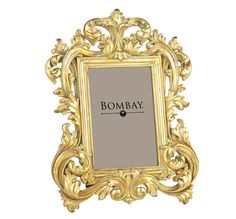 Bombay & Co, Inc.::ACCESSORIES::Frames::Victoria Photo Frame