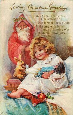 Soloillustratori: Buon Natale con A.L.. Bowley